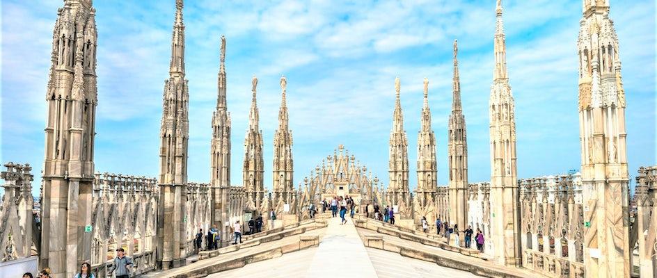 Duomo di Milano con terrazze: tour con accesso prioritario per ...