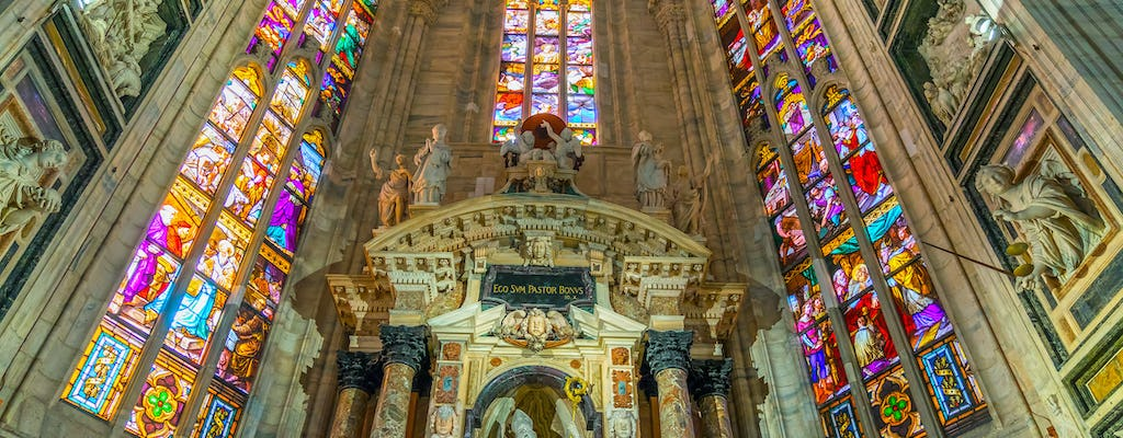 Duomo Cathedral tour with priority access for small groups