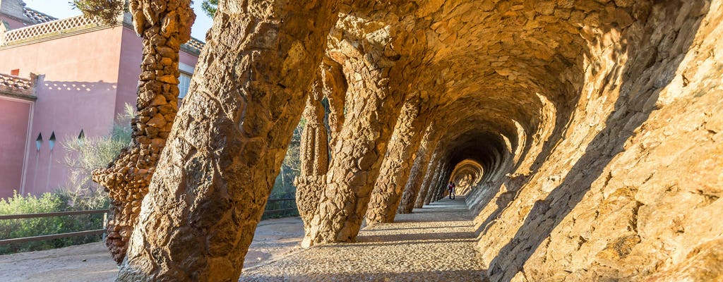 Skip-the-line Sagrada Familia and Park Güell guided tour