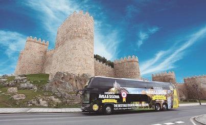 Salir de la ciudad,Excursions,Excursiones de un día,Full-day excursions,Excursión a Segovia
