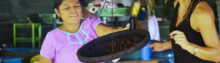 Belize Culture Tour: Arts & Crafts with the Maya People