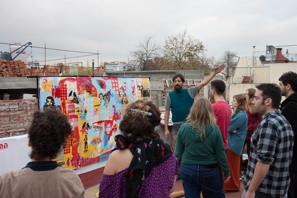 Buenos Aires Walking Tour: Discover the Urban Art Movement