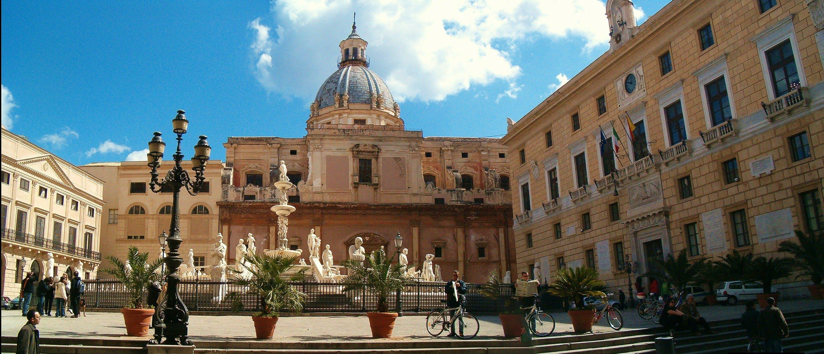 Ver la ciudad,Excursión a Palermo