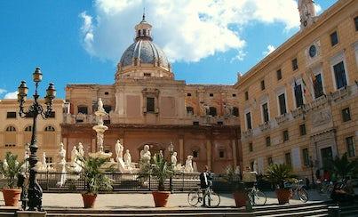Ver la ciudad,City tours,Excursión a Palermo,Excursion to Palermo