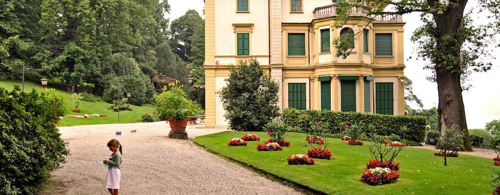 Tickets for Villa Pallavicino Park