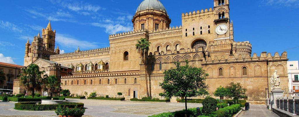 Palermo private tour in the footsteps of the Normans