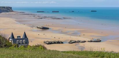 Tagesausflug Von Paris An Die Us D Day Strände In Der Normandie Mit