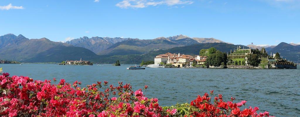 Tickets for Isola Bella, Isola Madre and Villa Pallavicino Park