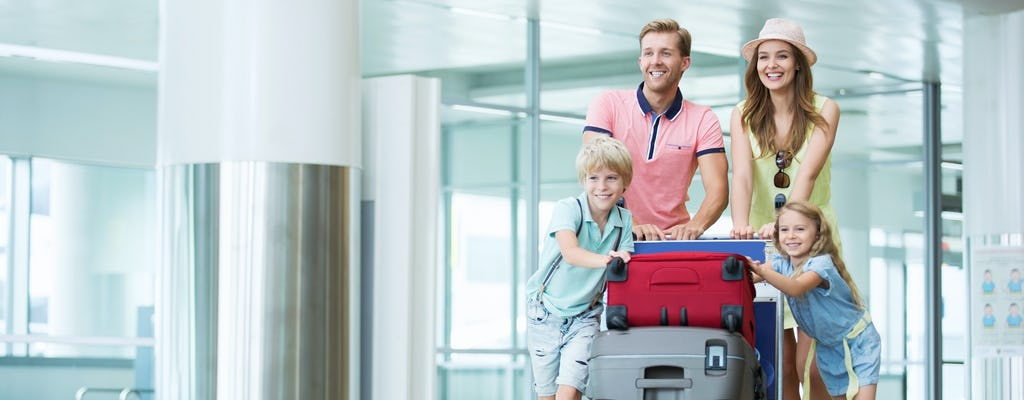 Private transfer from Disneyland and Charles de Gaulle (CDG) or Orly (ORY) airports