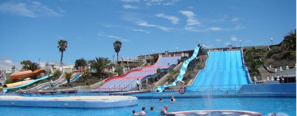 Aquapark Costa Teguise tickets in Lanzarote