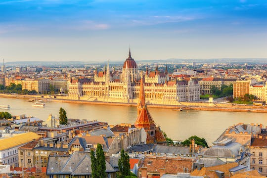 Budapest Parliament guided tour