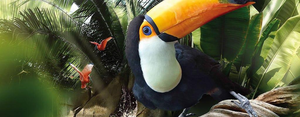 Billets pour le Parc Zoologique de Paris