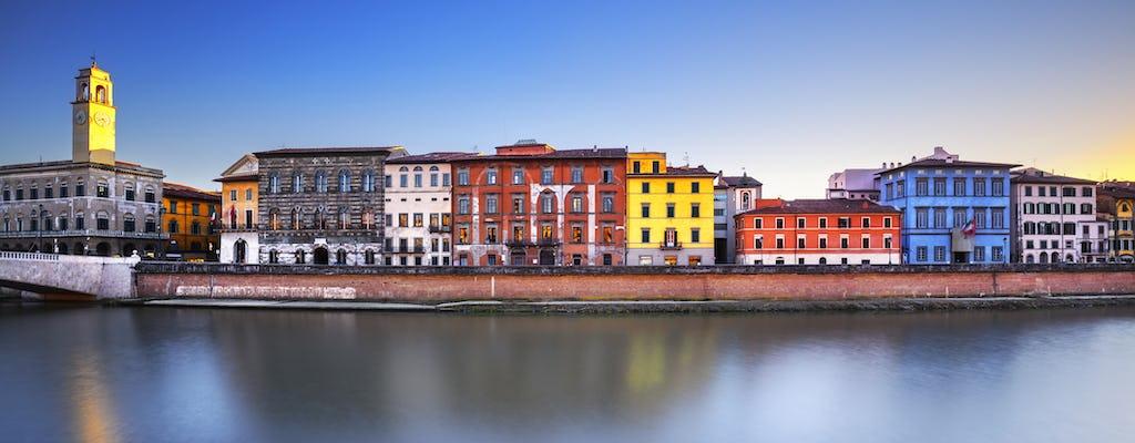 2-hour walking tour of Pisa