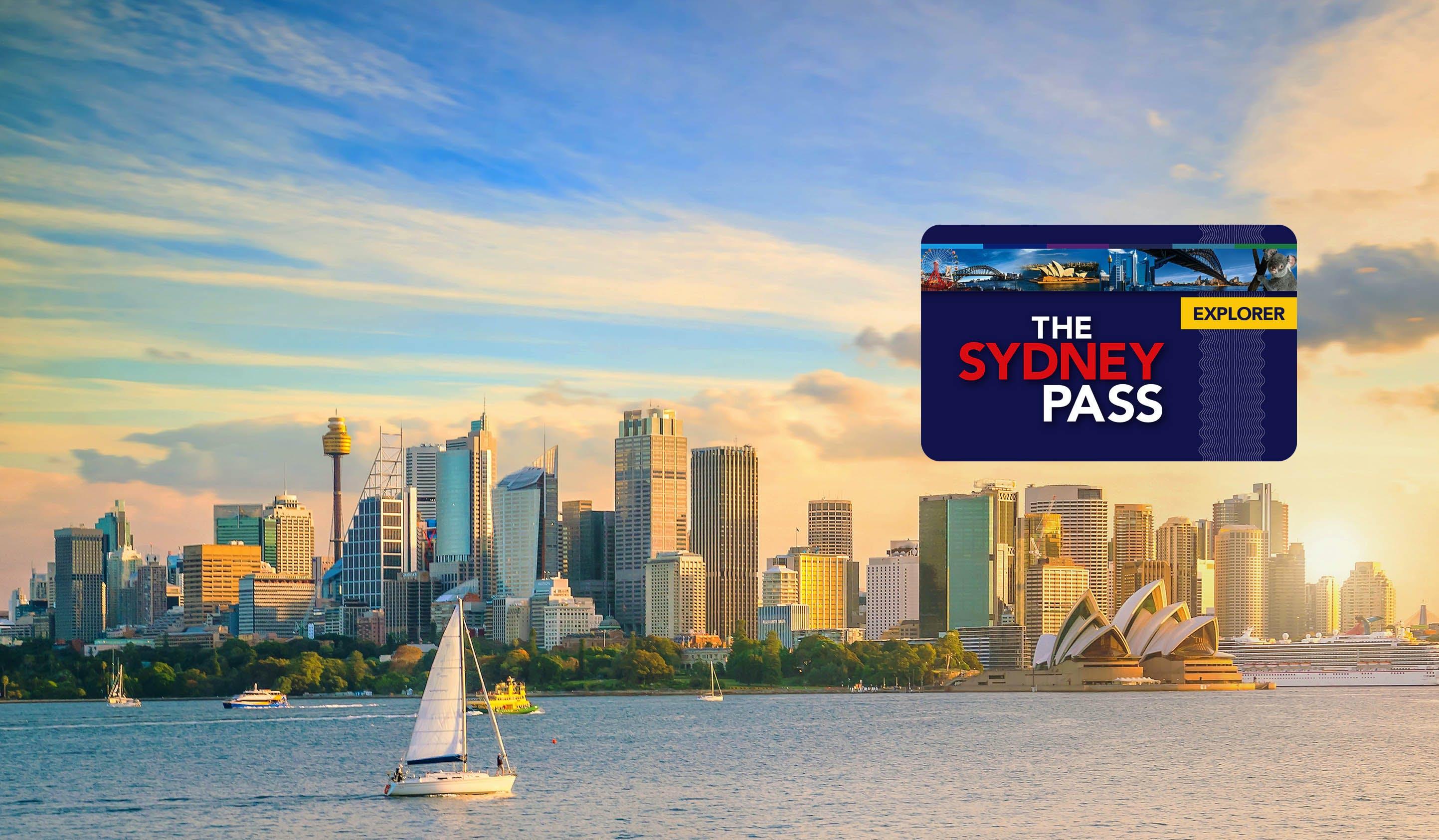 Sydney Explorer Pass