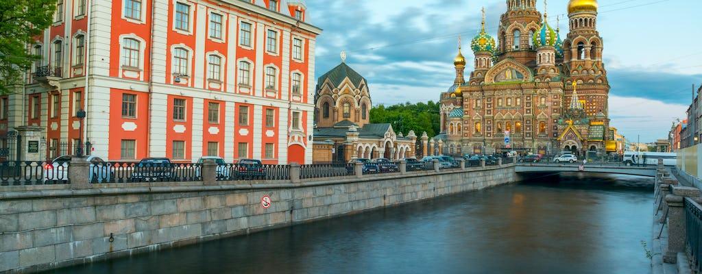 Санкт-Петербург основы визу-бесплатный 2-дневный пакет
