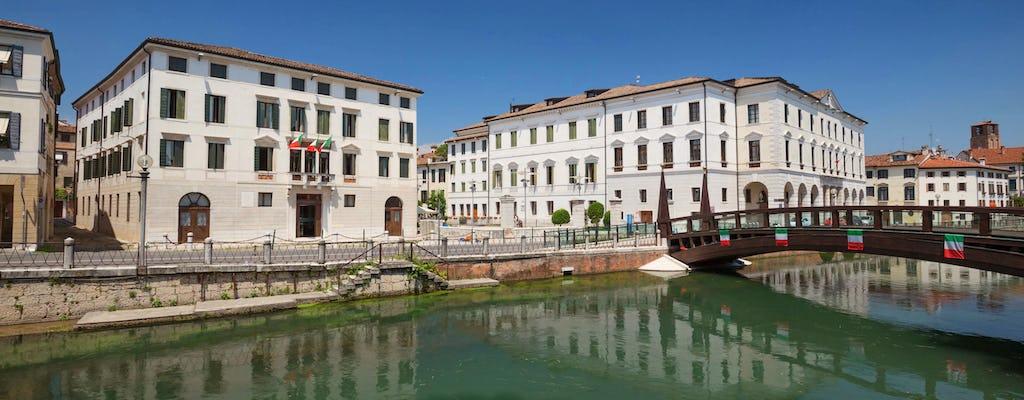 Passeggiare per Treviso con una guida locale