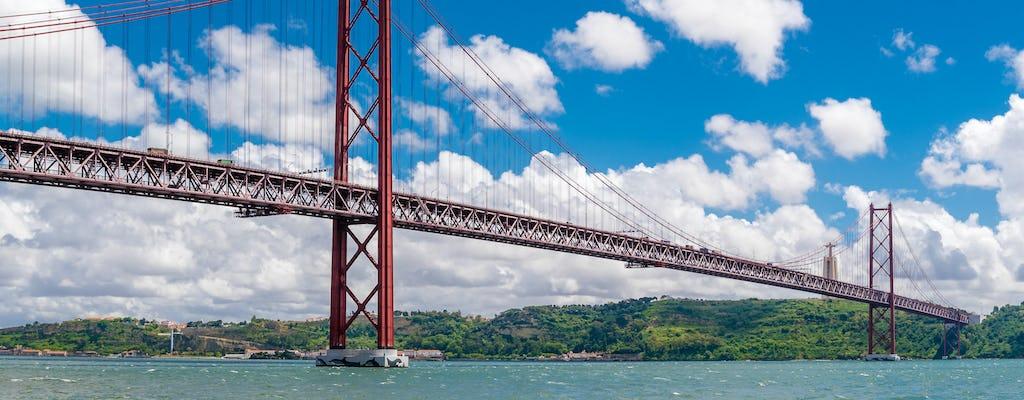 Crociera sul fiume a Lisbona