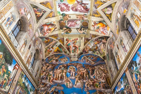 Skip-the-line tickets for the Vatican Museums and St. Peter's Basilica with audio guide