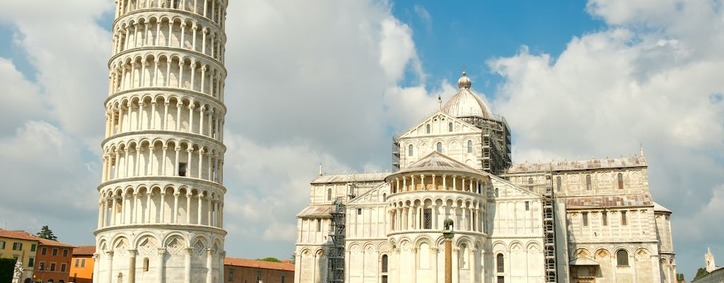 Leaning Tower, Cathedral, Cemetery, Baptistery and Sinopie Museum skip-the-line tickets