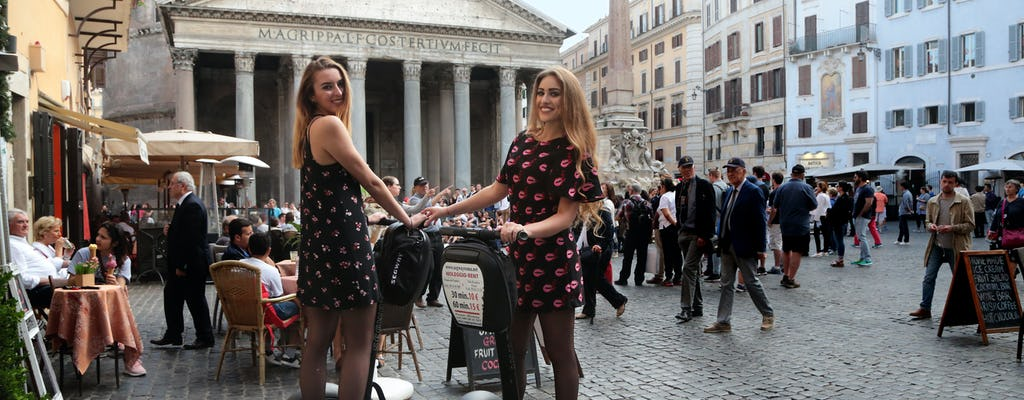 The Angels Tour - tour guidato in Segway di Roma