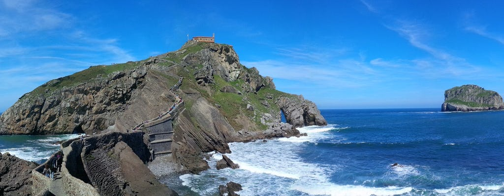 Skip-the-line tickets to Bilbao Guggenheim Museum and San Juan de Gaztelugatxe tour from San Sebastián