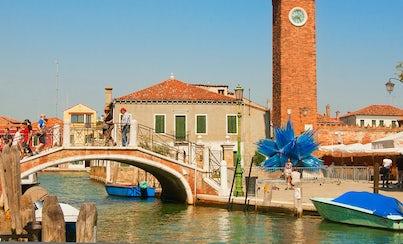 Ver la ciudad,City tours,Tours andando,Walking tours,Excursión a Murano en barco,Excursion to Murano on a cruise