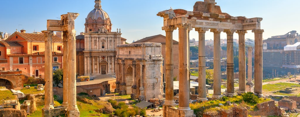 Roman Forum Tickets and Tours | musement