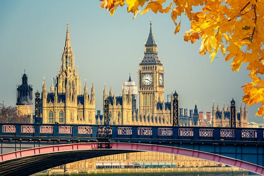 Best of London walking tour
