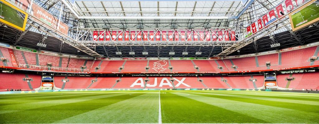 Amsterdam Tou dello stadio Cruijff ArenA