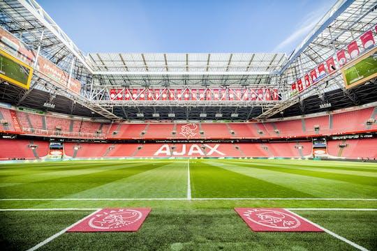 Ámsterdam visita al estadio Johan Cruijff ArenA