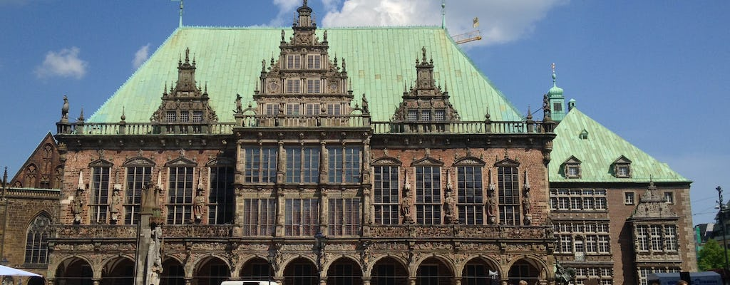 Bremen Cathedral and marketplace tour