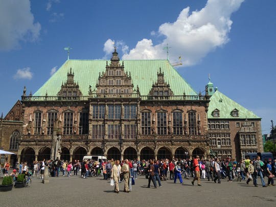 Cathédrale de Brême et visite du marché