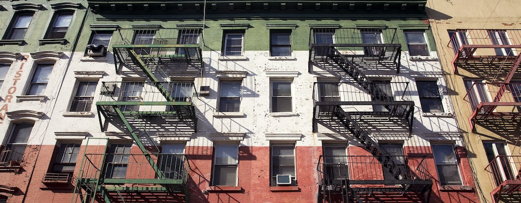 Tenements, Tales, and Tastes - New York Local Flavor & Neighborhood Tour