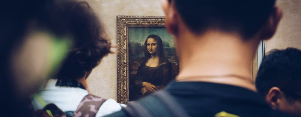 Skip-the-line tickets for the Louvre and guidance to Mona Lisa