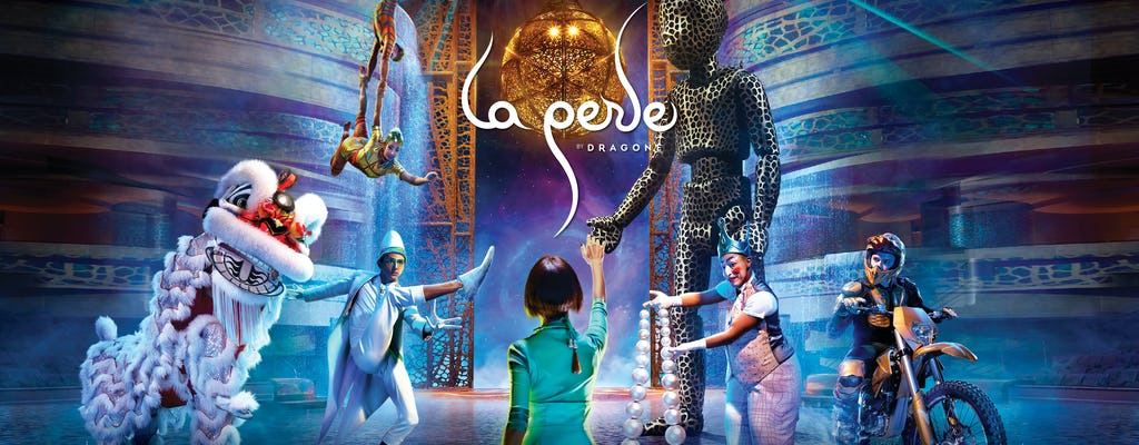 La Perle by Dragone tickets in Dubai