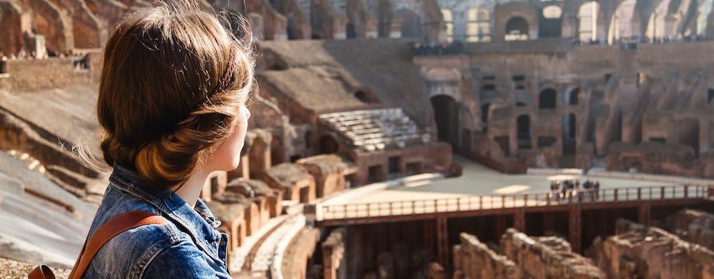 Melhor passeio de um dia a pé em Roma com entrada sem filas nos museus do Vaticano
