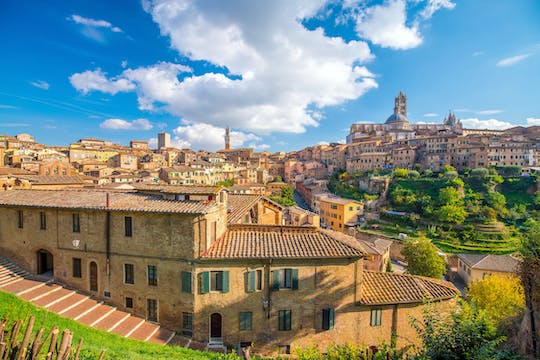 Day tour of Pisa, Siena and Chianti from Florence