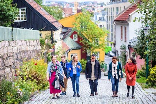 Hipster Oslo 2,5 uur durende wandeling