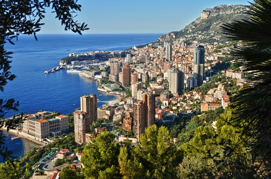Morning tour of Monaco and Eze from Nice