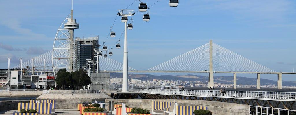 Tour di Lisbona con giro in funivia