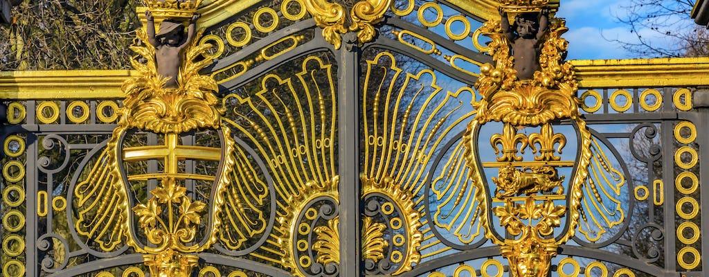 Tour de verano por el Londres de la realeza con palacio de Buckingham, abadía de Westminster y té de la tarde