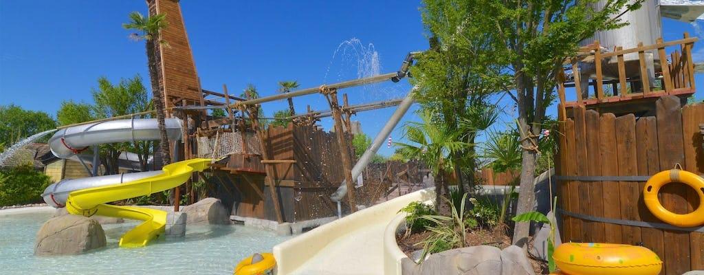 2 day tickets for Caneva Aquapark and Movieland Park