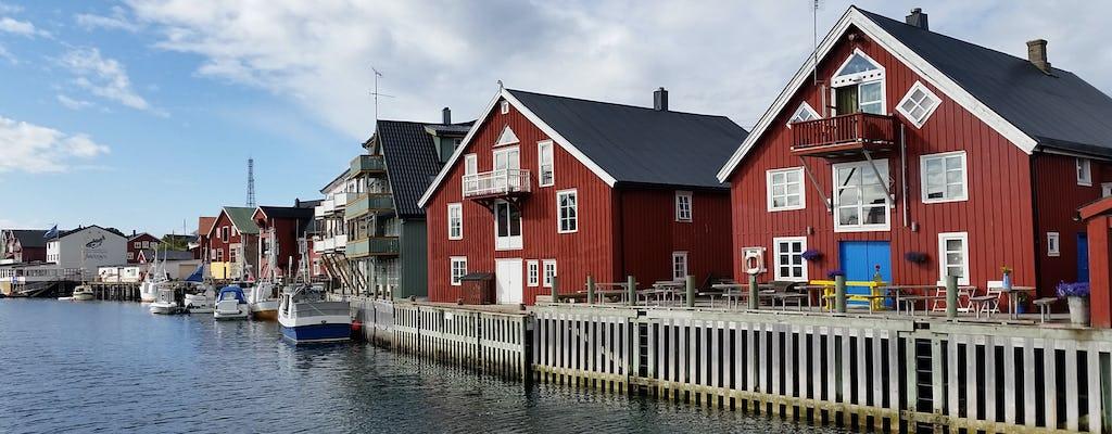 Photography tour of the Lofoten archipelago
