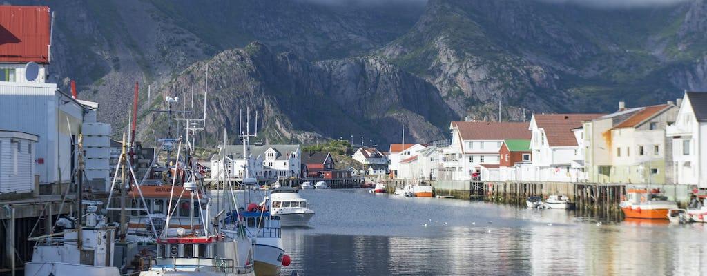 Visita panorámica de 5 horas a las islas Lofoten desde Svolvaer