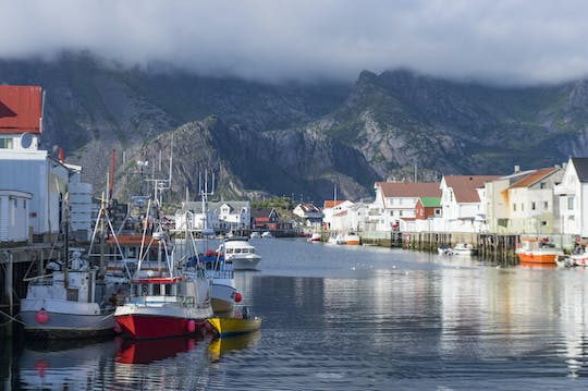 5-hour panoramic tour of the Lofoten islands from Svolvaer