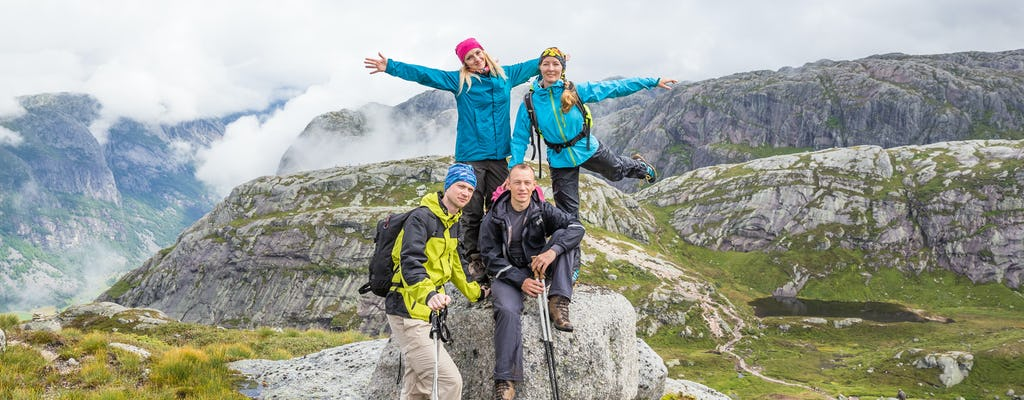 Escursione estiva delle isole Lofoten