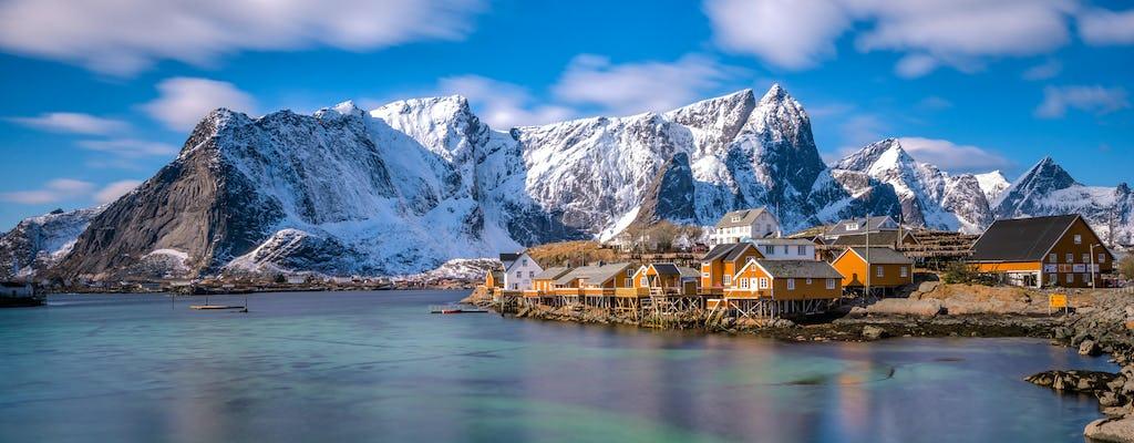 Winterfotografie-Tour auf den Lofoten