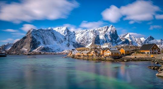Tour di fotografia invernale dell'arcipelago delle Lofoten