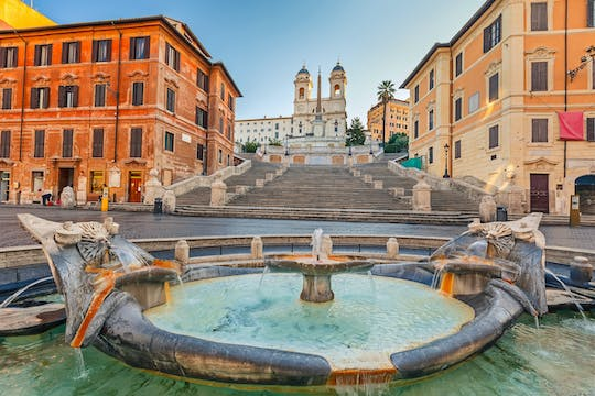 Renaissance and Baroque private walking tour in Rome's city center