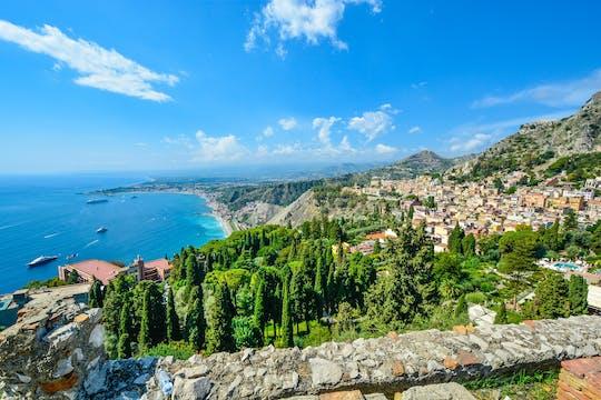 Tour privato di Taormina con una guida esperta
